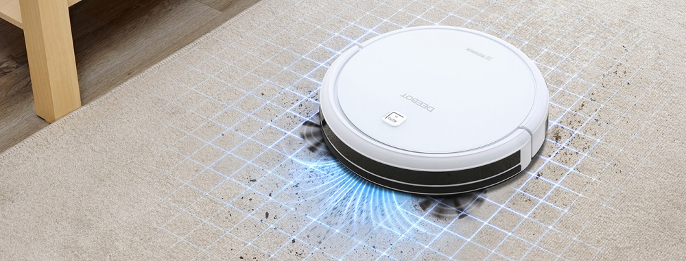 Deebot N79w Robotic Vacuum Cleaner Review