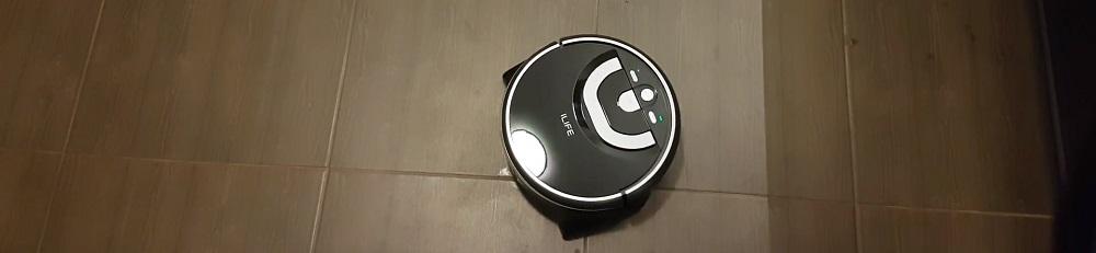 ILIFE W400 Floor Washing Robot