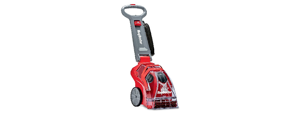 Rug Doctor Deep Carpet Cleaner; Upright Portable Deep Cleaning Machine