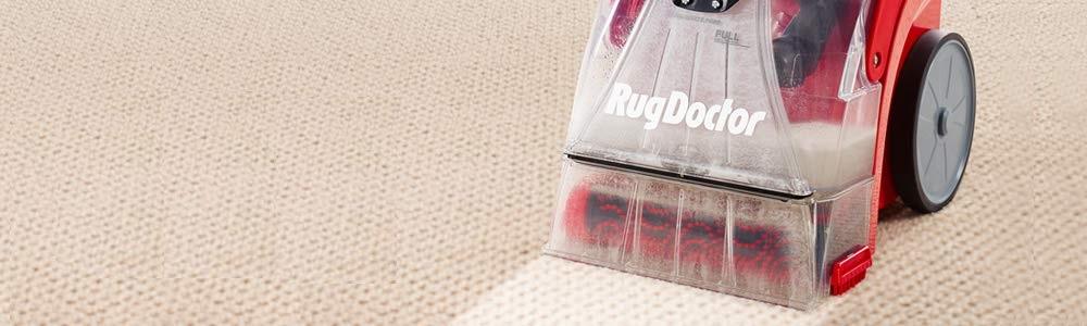 Rug Doctor Deep vs Bissell Big Green