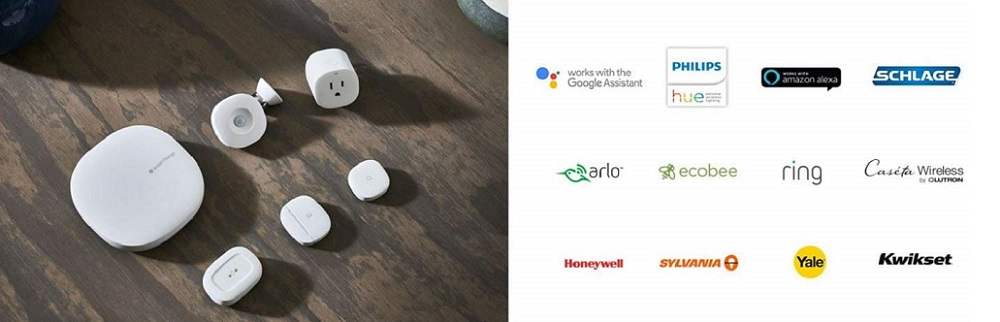 Samsung SmartThings vs  Wink Hub 2: Smart Hub Comparison
