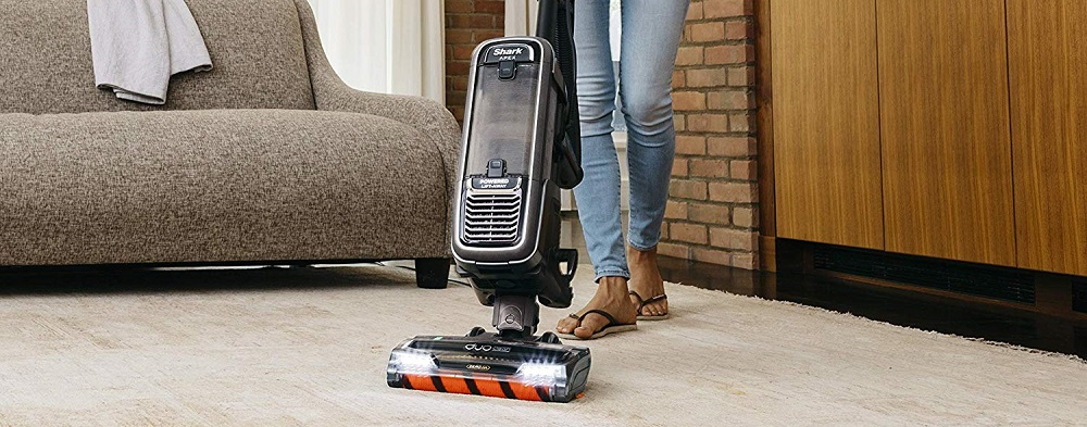 Shark APEX Upright Vacuum with DuoClean Review