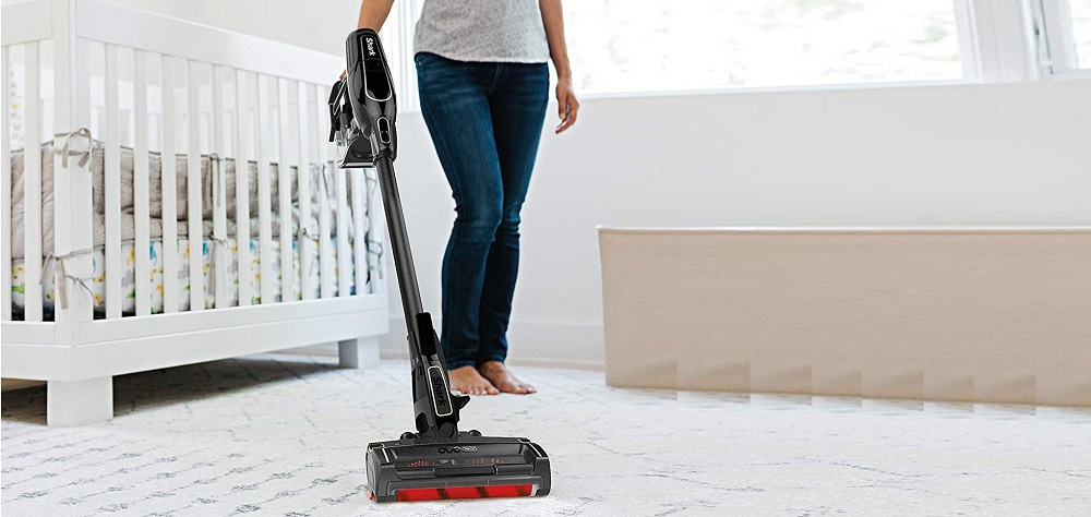 Shark X40 Lightweight Cordless Hand Vacuum Mode Review