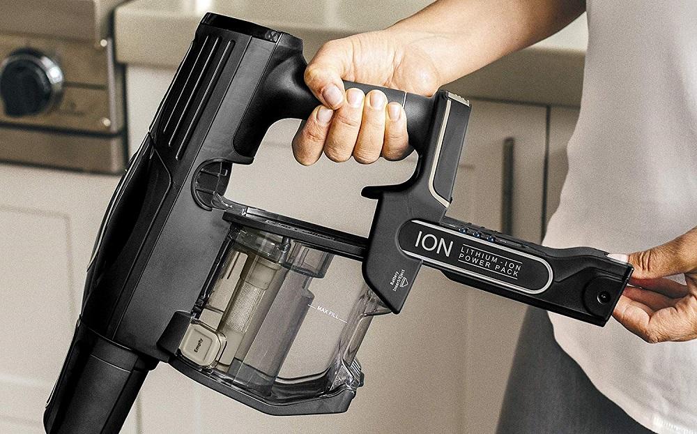 Shark X40 Lightweight Cordless Hand Vacuum Mode