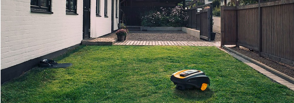 Worx Robot Lawn Mower