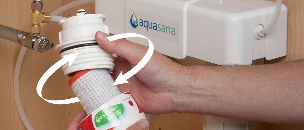 Aquasana 3-Stage Under Sink Water Filter System Review