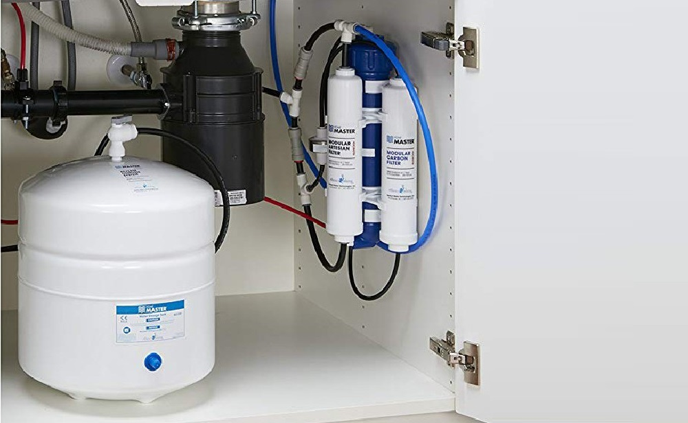 Home Master Undersink Reverse Osmosis Water Filter System Review