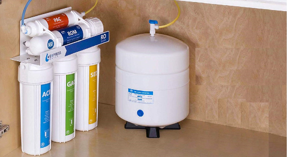 Express Water Reverse Osmosis Water Filtration System Review