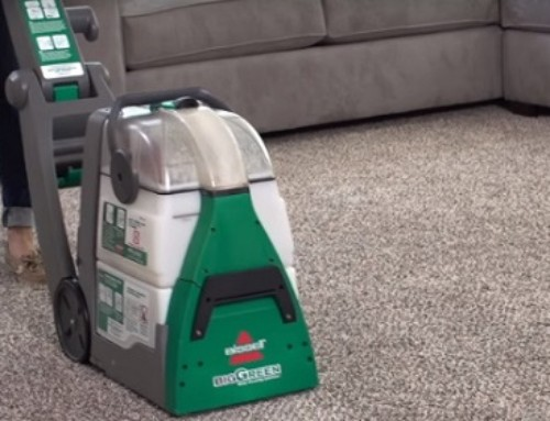 Bissell Big Green vs. Bissell ProHeat 2X 1986 Carpet Cleaners