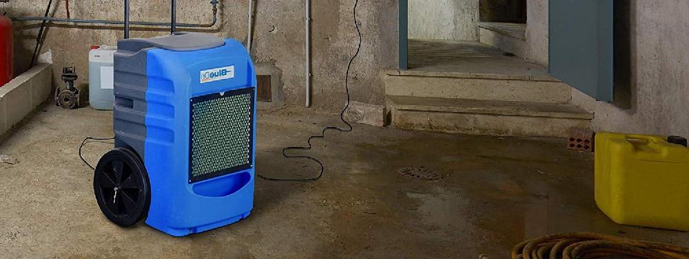 BlueDri LGR75C Commercial Industrial Grade Dehumidifier Review
