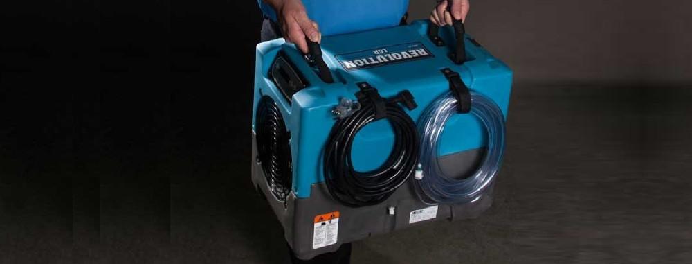 Dri-Eaz Revolution LGR Commercial Dehumidifier Review