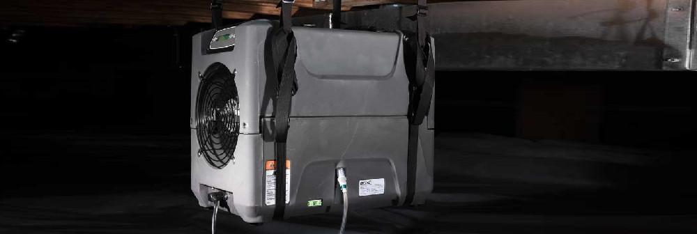 Dri-Eaz PHD 200 Commercial Dehumidifier Review