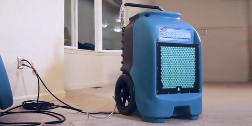 Dri-Eaz 1200 Commercial Dehumidifier Review