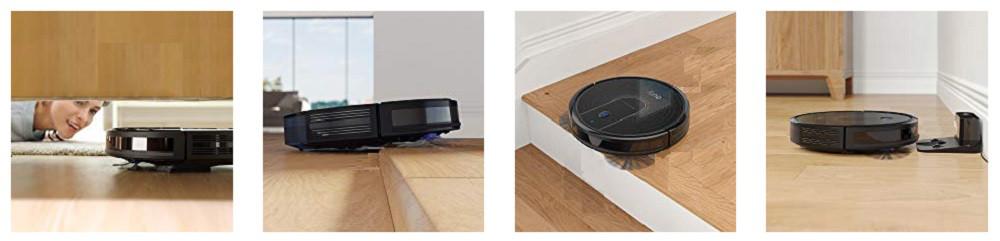 Eufy 11S Max vs. Eufy 15C Robot vacuum