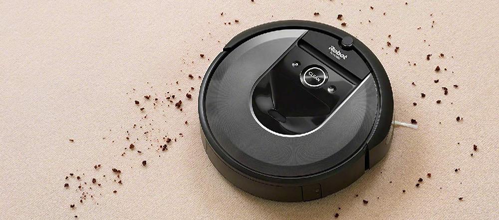 Roomba i7+ vs. Roomba i7