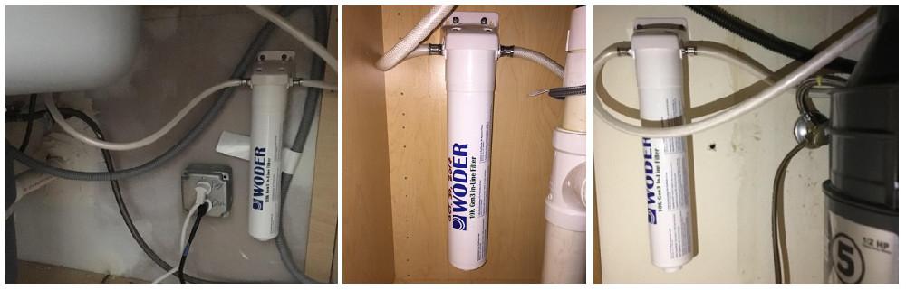 Woder vs Culligan vs Filtrete: Under Sink Filter Comparison