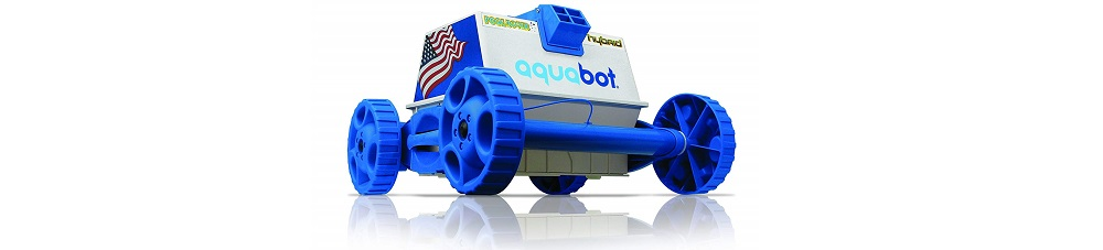 Aquabot Pool Rover Hybrid Robotic Pool Cleaner Review