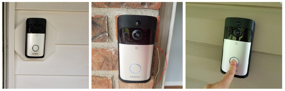 Eufy Vs. GEREE WiFi Smart Wireless Doorbell