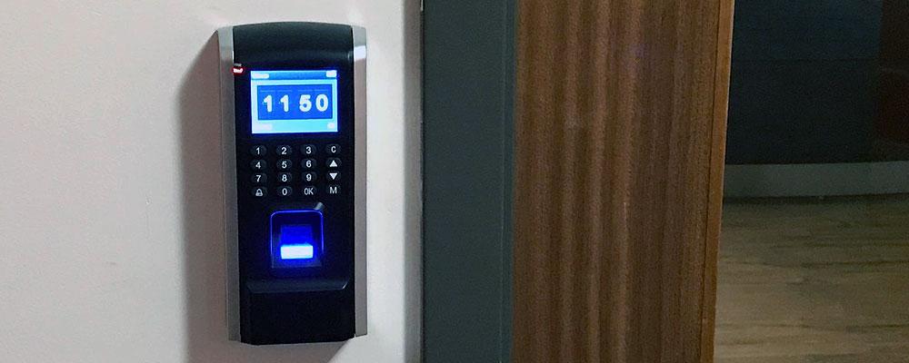 Great Deals! Bio Fingerprint + Password +ID Card Biometric Access Control & Biometric Door Lock Door Lock Entry Kit