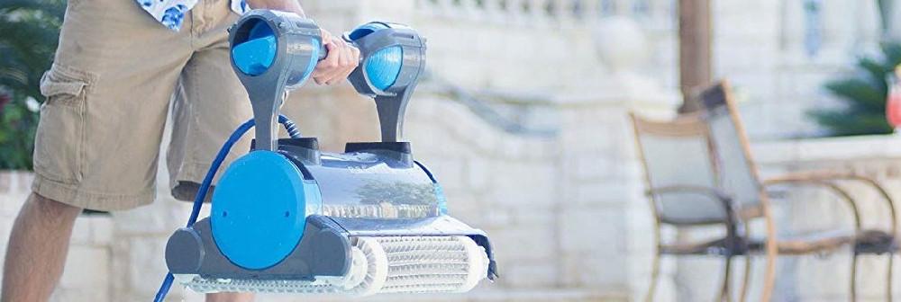 Aquabot vs. Dolphin: Robotic Pool Cleaner Comparison
