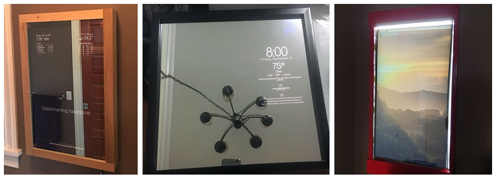 Best Two Way Glass Mirrors for Smart Mirrors