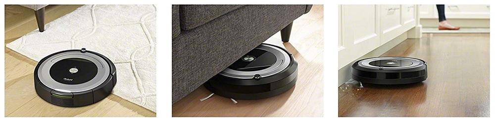 iRobot Roomba 690 vs. 980 vs 891 Robot Vacuum Comparison