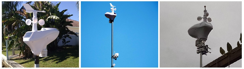 Ambient Weather OBSERVER Remote Monitoring Weather Station