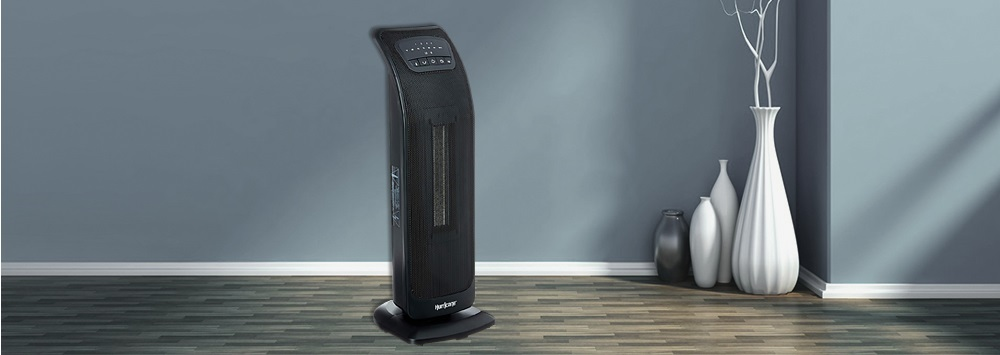 Heater with Remote Control