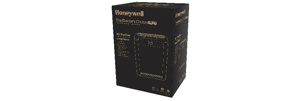 Honeywell HPA600B Review