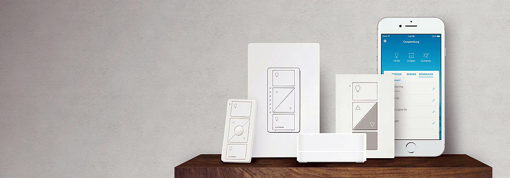 Lutron Caseta Smart Lighting System