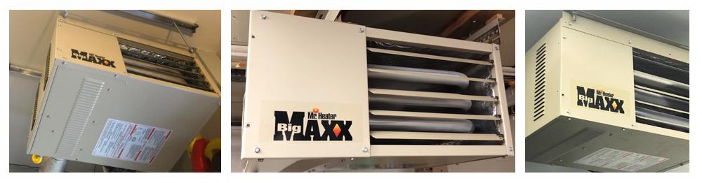 Mr. Heater F260550 Big Maxx MHU50NG Natural Gas Heater