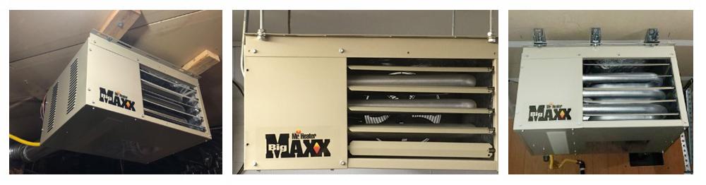 Mr. Heater F260550 Big Maxx MHU50NG Natural Heater