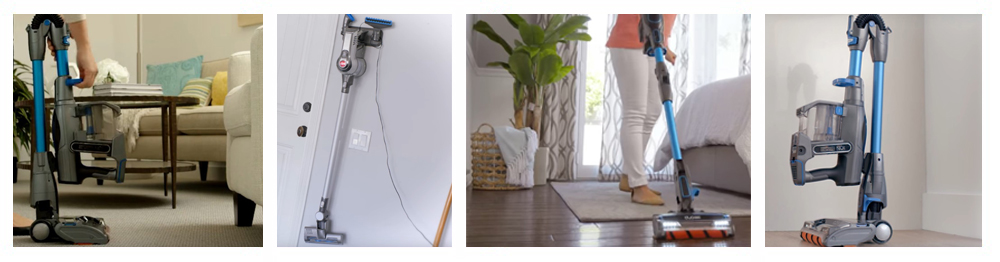 Shark DuoClean Cordless Ultra-Light Vacuum IONFlex