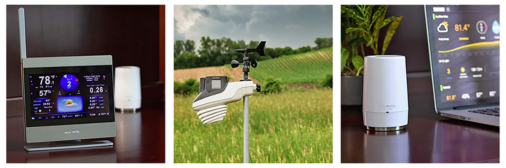 Smart Weather Stations