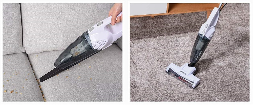 Holife Stick Vacuum Review