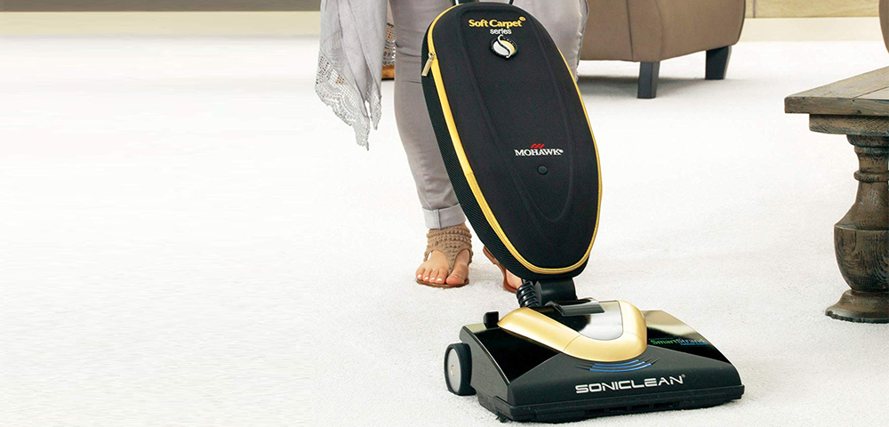 Soniclean Upright Vacuum Cleaner