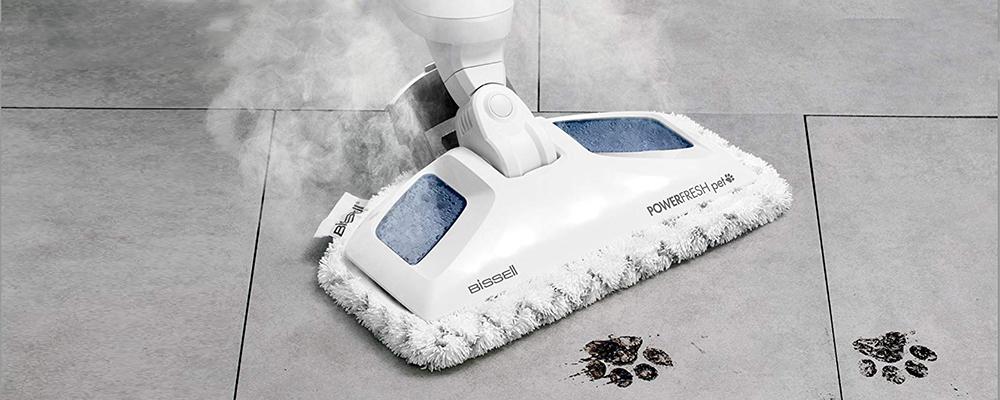 Bissell PowerFresh Pet Steam Mop