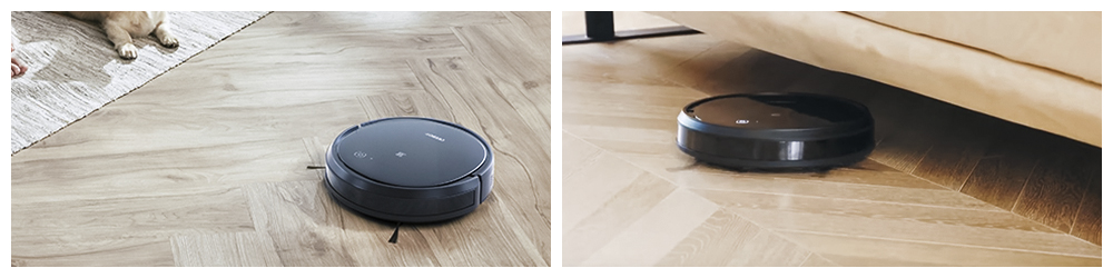 ECOVACS DEEBOT 500 Robotic Vacuum Cleaner Review