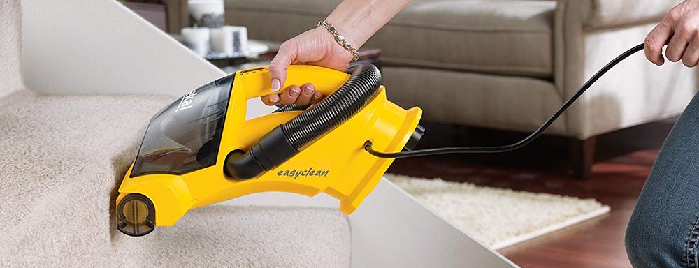 EasyClean Lightweight Handheld Vacuum Cleaner