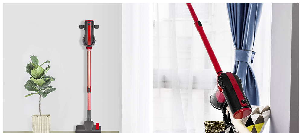 MOOSOO Vacuum Cleaner Review