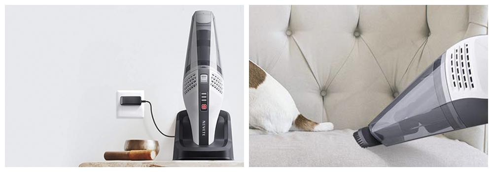 NOVETE Handheld Vacuum