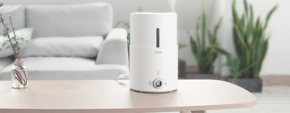 iTvanila Ultrasonic Humidifier