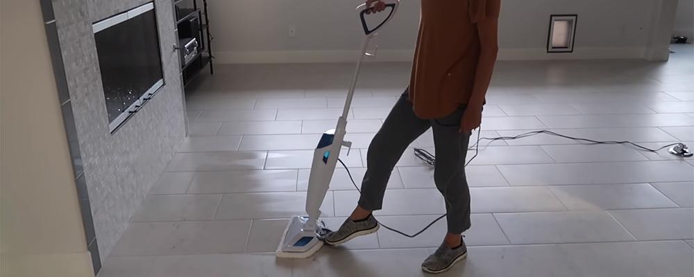 BISSELL PowerFresh Steam Mop, Floor Steamer, Tile Cleaner, and Hard Wood Floor Cleaner, 1940
