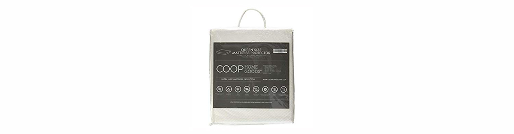 COOP HOME GOODS - Mattress Protector - Waterproof and Hypoallergenic