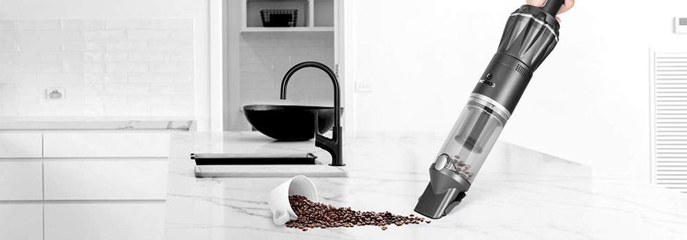 MOOSOO Handheld Vacuum Review