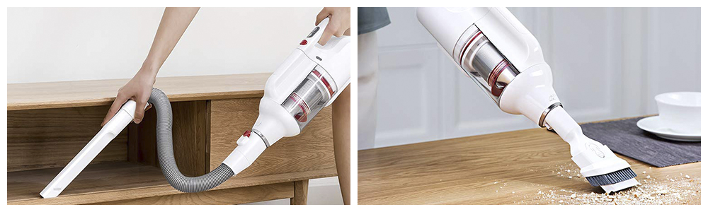 PUPPYOO T10Home Cordless Stick Vacuum Cleaner Review