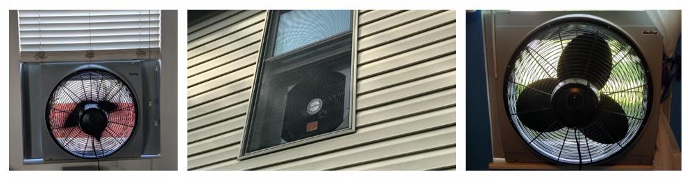 Air King 9166F Window Fan