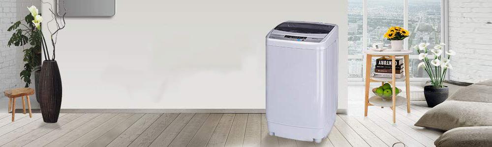 Giantex vs hOmeLabs Portable Washing Machines