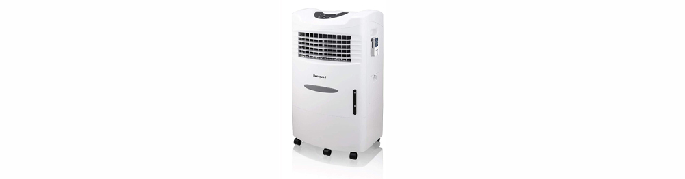 Honeywell 470-659CFM Energy-efficient Portable Evaporative Cooler