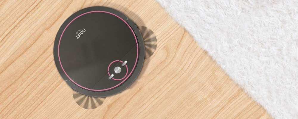 ILIFE S5 Robot Vacuum Cleaner Review